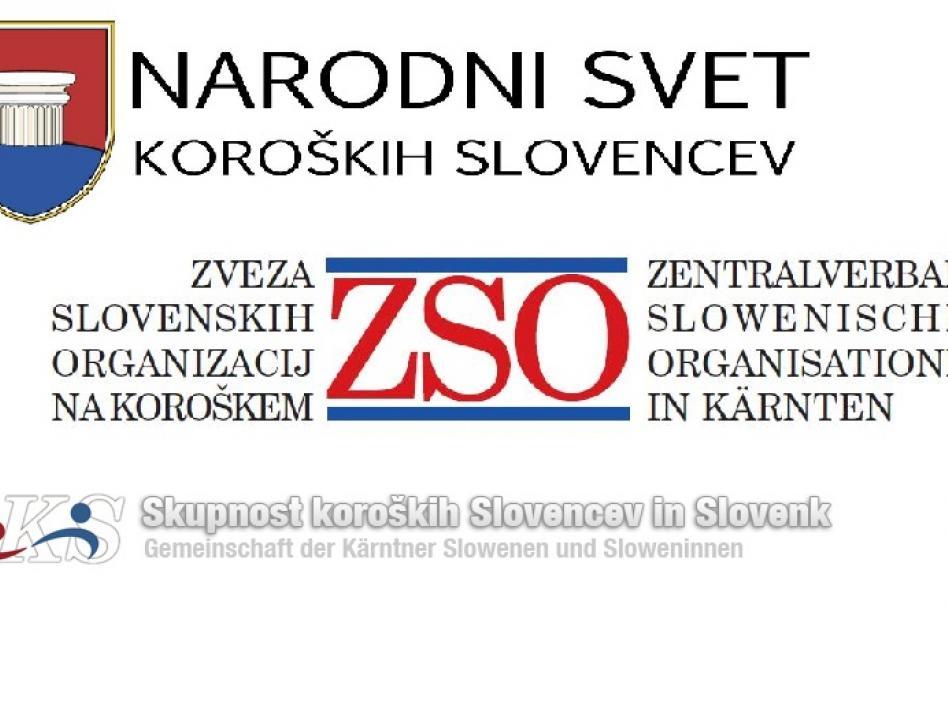 Slika: Stališče zastopniških organizacij k osnutku zakona za novo koroško deželno ustavo