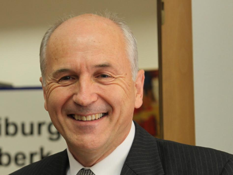 Slika: predsednik Valentin Inzko
