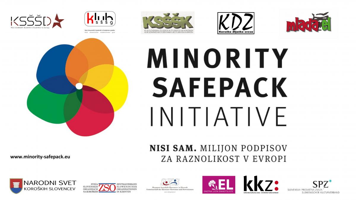 Bild: Minority SafePack Initiative