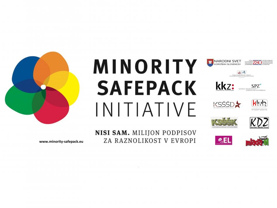 Slika: Minority SafePack Initiative
