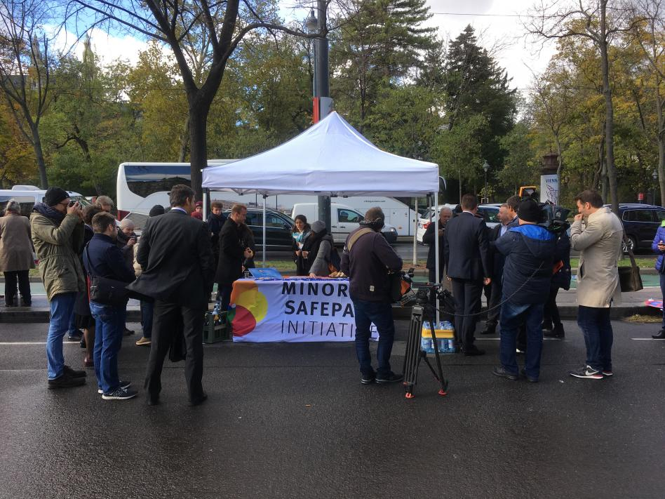 Slika: Minority SafePack na Dunaju