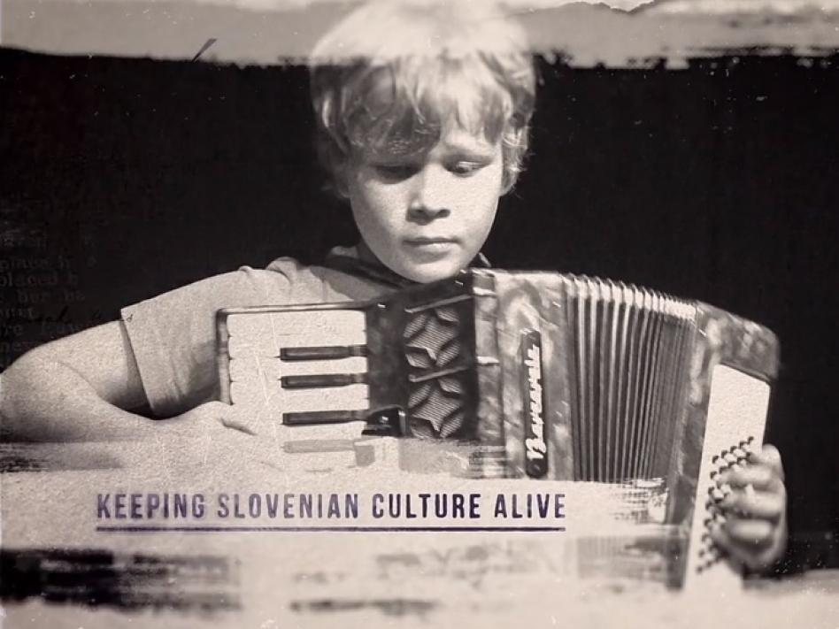 "Slika: ""Keeping Slovenian Culture Alive"""