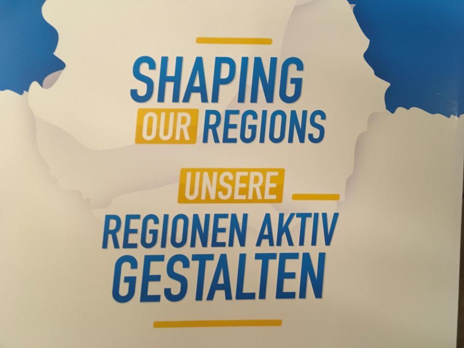 Slika: 3. Forum evropskih manjšinskih regij v Boznu