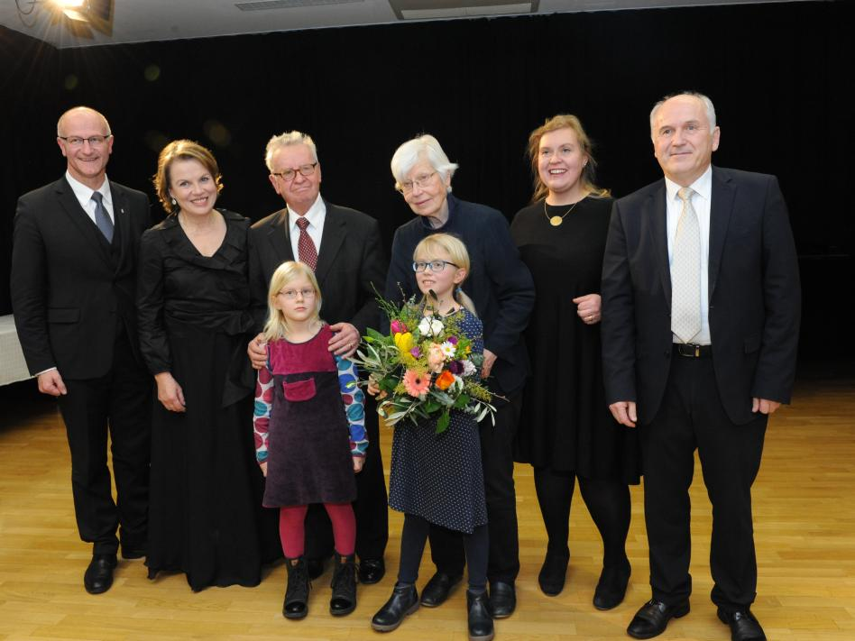 Slika: Dvorni svétnik dr. Janko Zerzer prejel 40. Tischlerjevo nagrado 2019