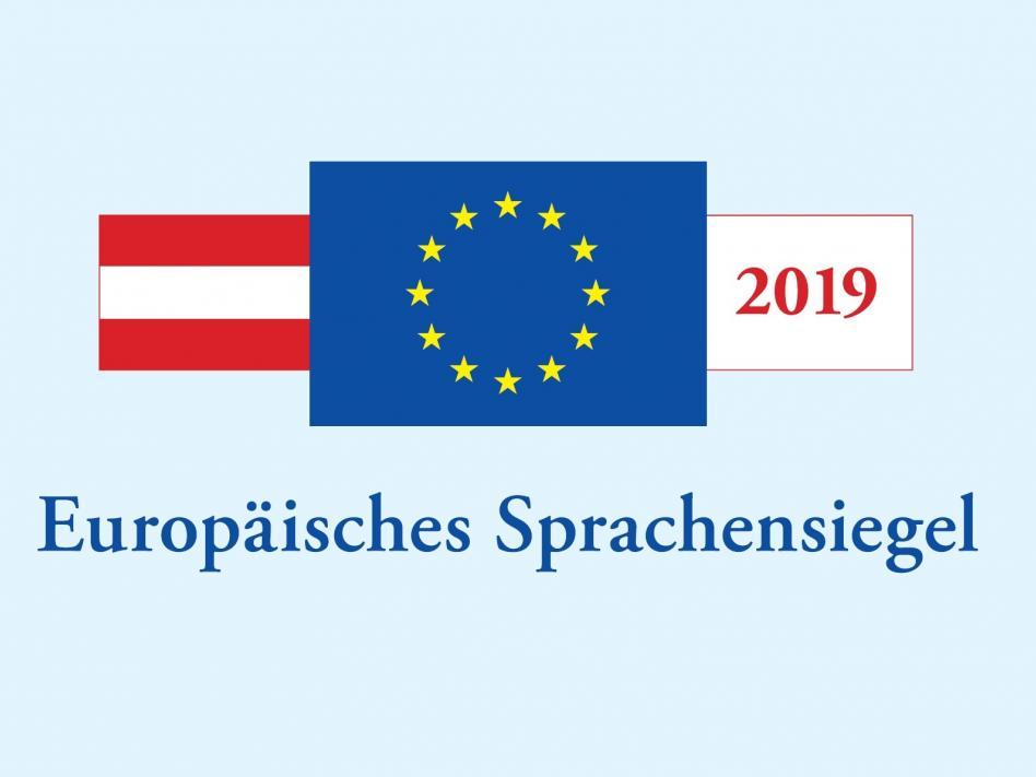 Slika: Evropski jezikovni pečat