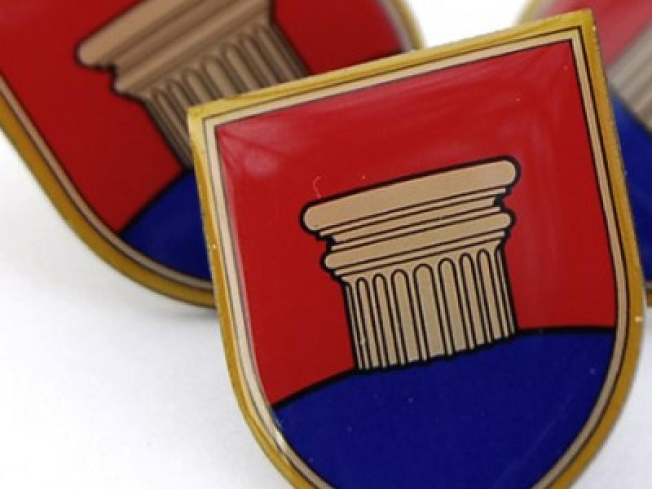 Slika: Grb koroških Slovencev
