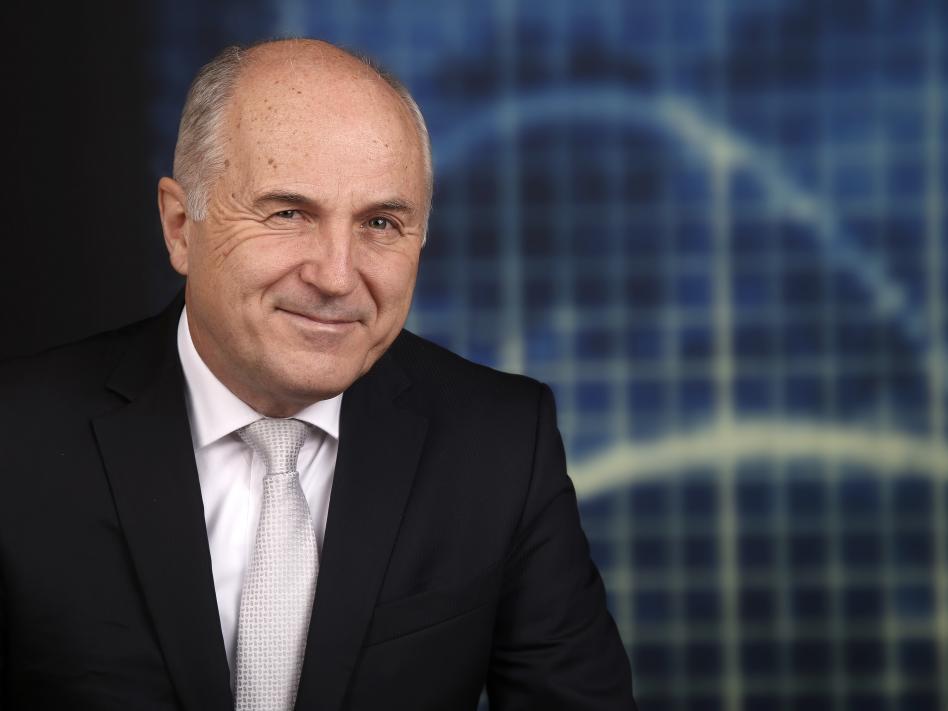 Slika: predsednik NSKS dr. Valentin Inzko (slika: Sissi Furgler)
