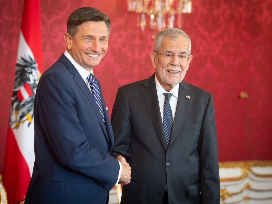 Slika: slika: www.bundespraesident.at