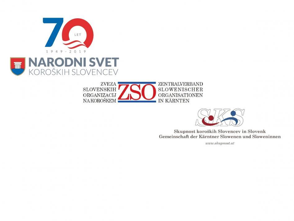 Slika: Stališče krovnih organizacij na poročilo dežele Koroške o položaju slovenske narodne skupnosti 2019