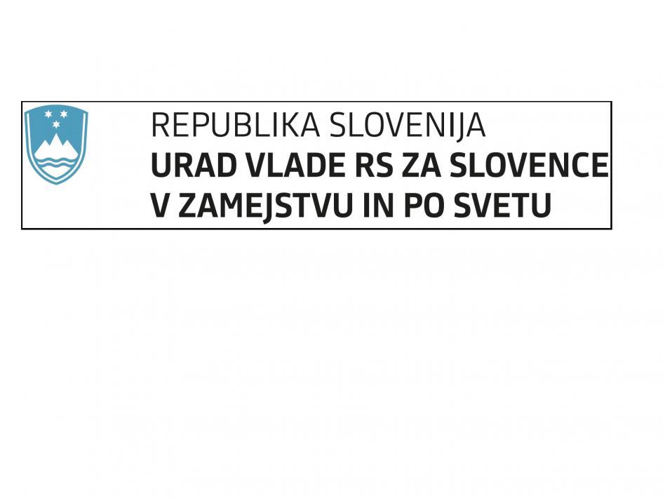 Slika: Javni razpis za razpisni področji A in B v letu 2020: finančna podpora avtohtoni slovenski narodni skupnosti v zamejstvu in Slovencem po svetu