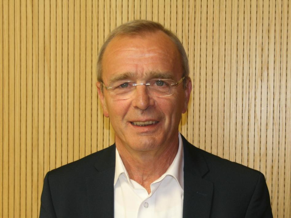 Slika: predsednik Nanti Olip