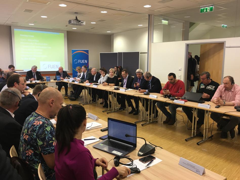 Slika: 22. FUEN-Seminar slovanskih manjšin v Evropi