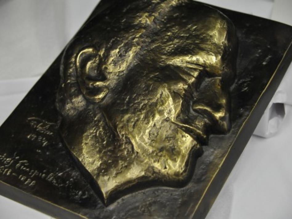 Slika: Podelitev Einspielerjeve nagrade