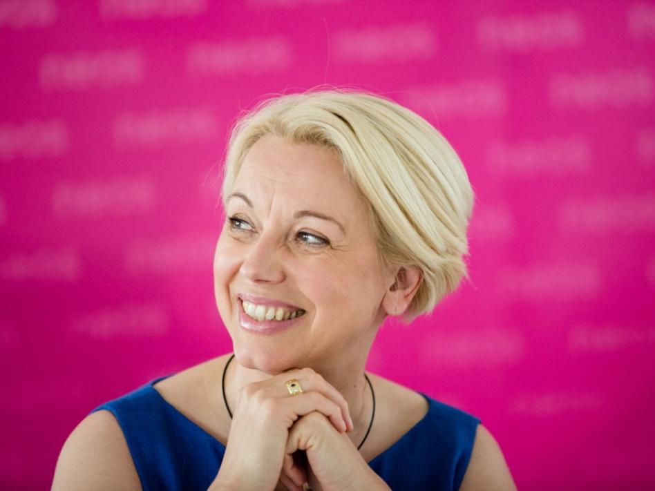 Bild: Rat der Kärntner Slowenen gratuliert der neuen Ministerin, Angelika Mlinar