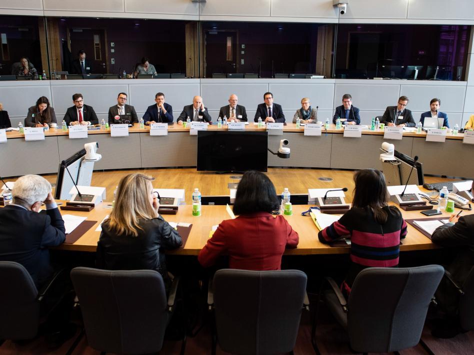 Slika: Minority SafePack pri Evropski komisiji