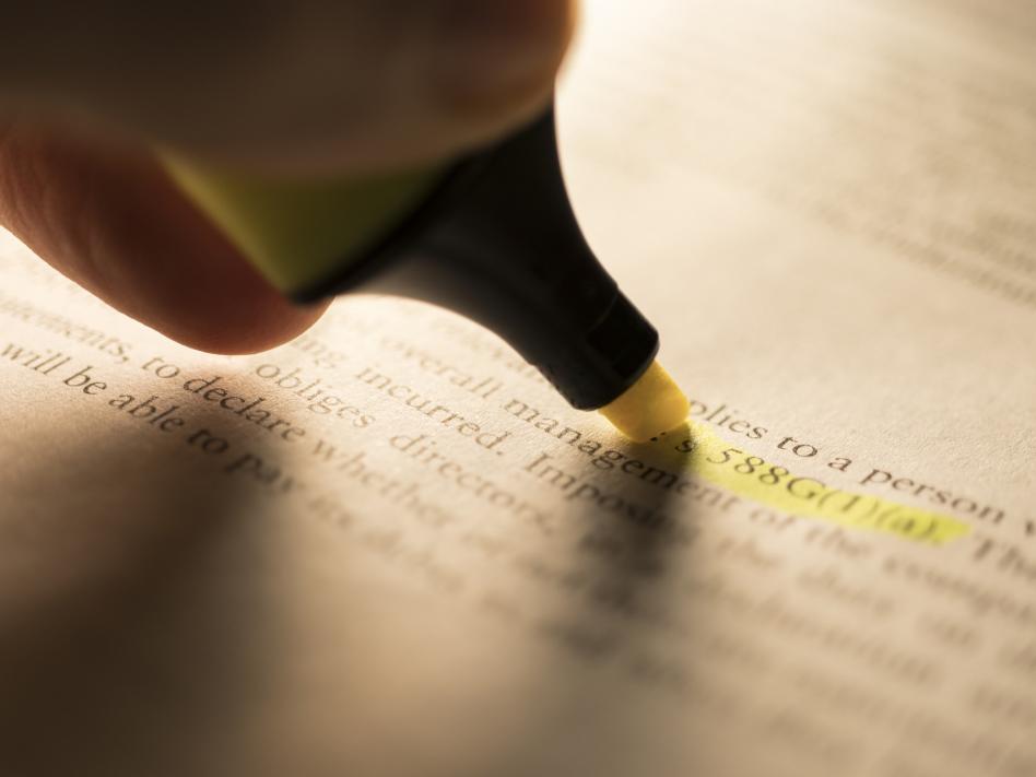 Bild: Entwurf eines Gesetzes, mit dem das Kärntner Schulgesetz geändert wird