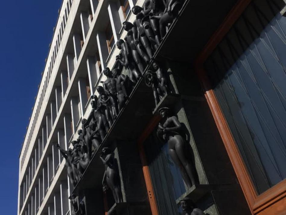 Slika: 12. Redna seja Komisije za odnose s Slovenci v zamejstvu in po svetu