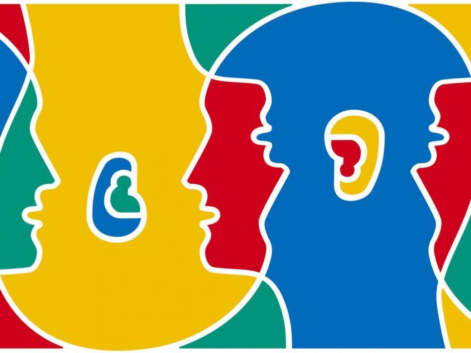 Slika: Evropski dan jezikov in drugi deželni jezik