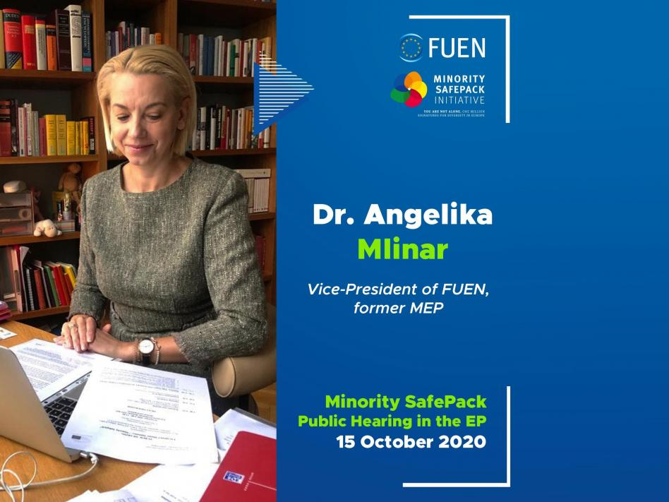 Slika: Minority Safe Pack Initiative