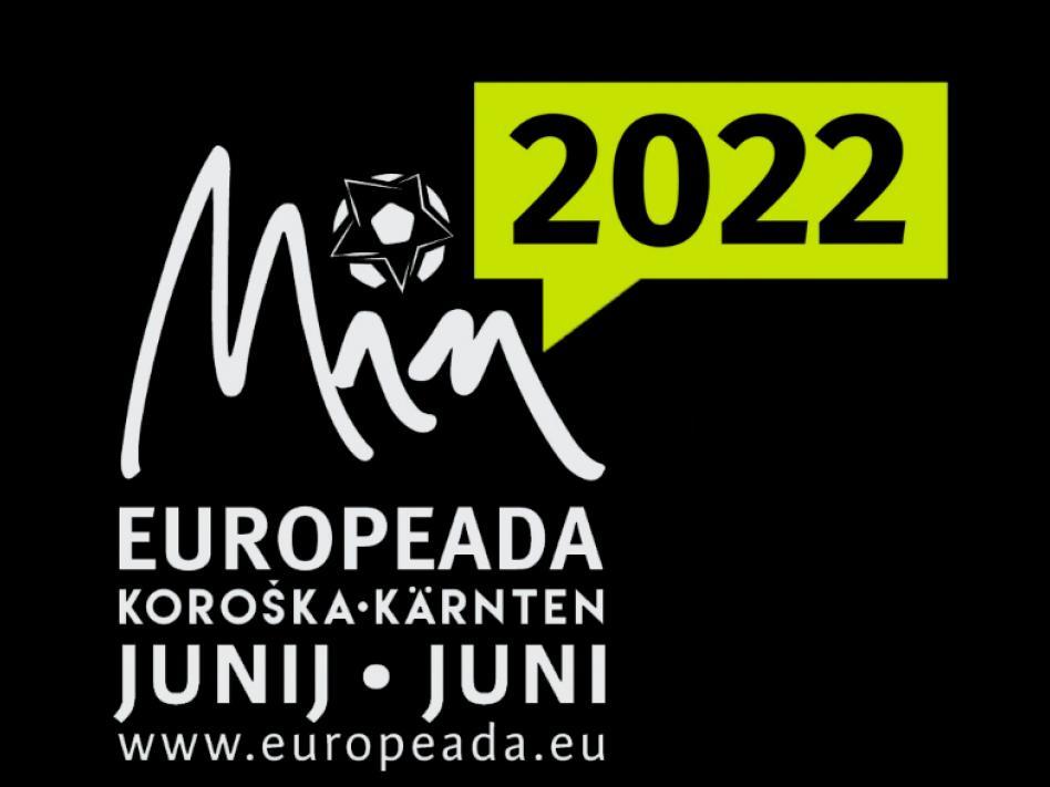 Bild: EUROPEADA findet im Sommer 2022 statt